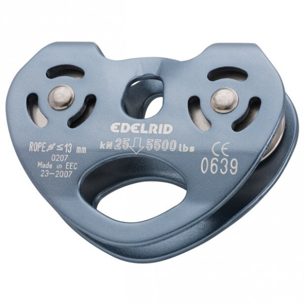 Edelrid - Rail - Double rope pulley