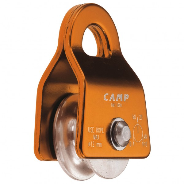 Camp - Roller - Rope pulley