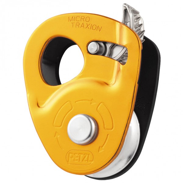 Petzl - Micro Traxion - Rope pulley