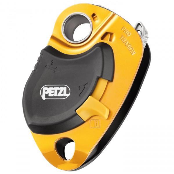 Petzl - Pro Traxion - Haspel voor touw