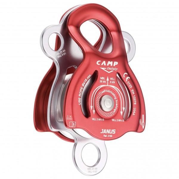 Camp - Janus - Haspel voor touw
