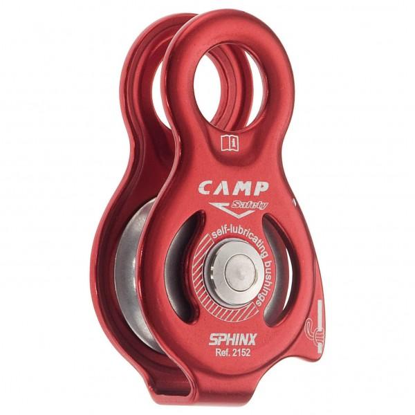 Camp - Sphinx - Haspel voor touw