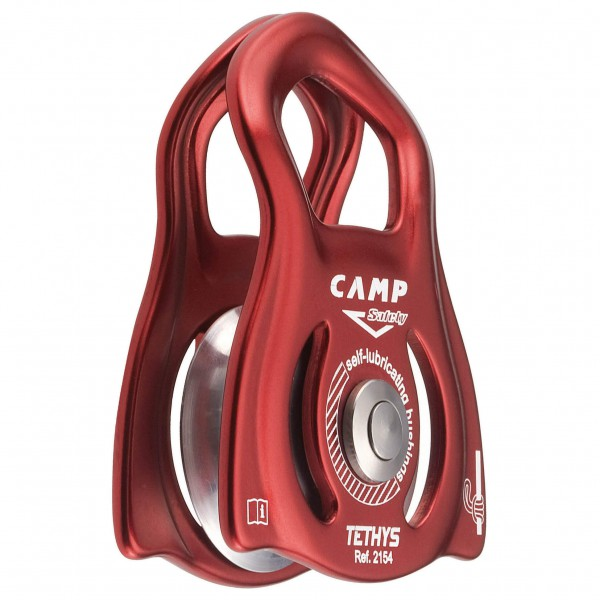 Camp - Tethys - Rope pulley