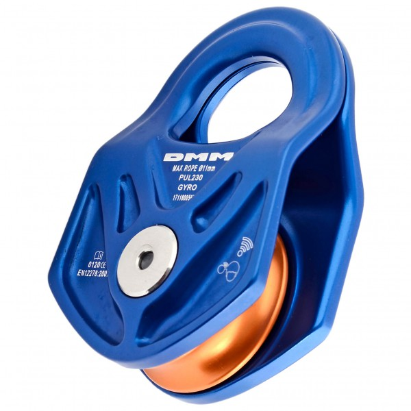 DMM - Gyro Pulley - Rope pulley