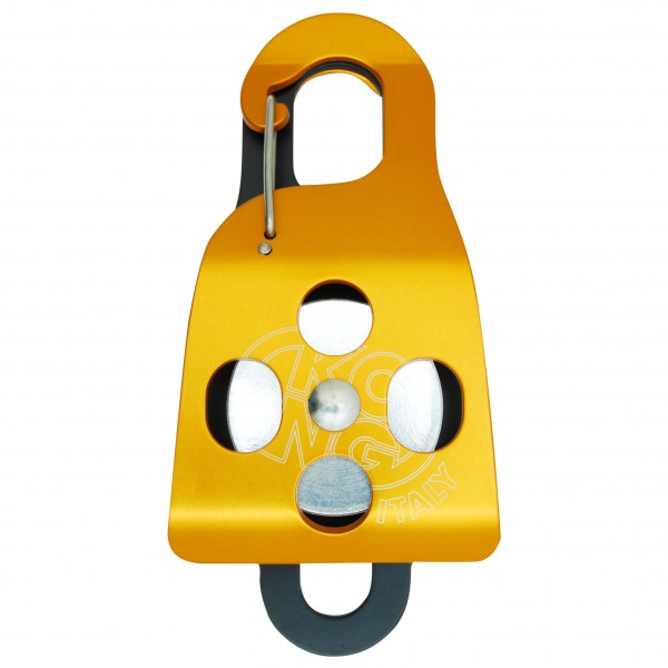 Kong - Twin Wire - Rope pulley