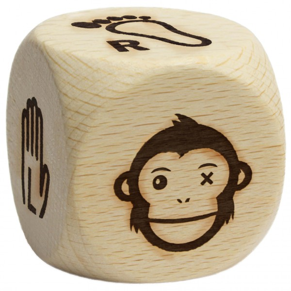 Monkey Flow Manufactory - Nextboulder Cube Bewegungstraining