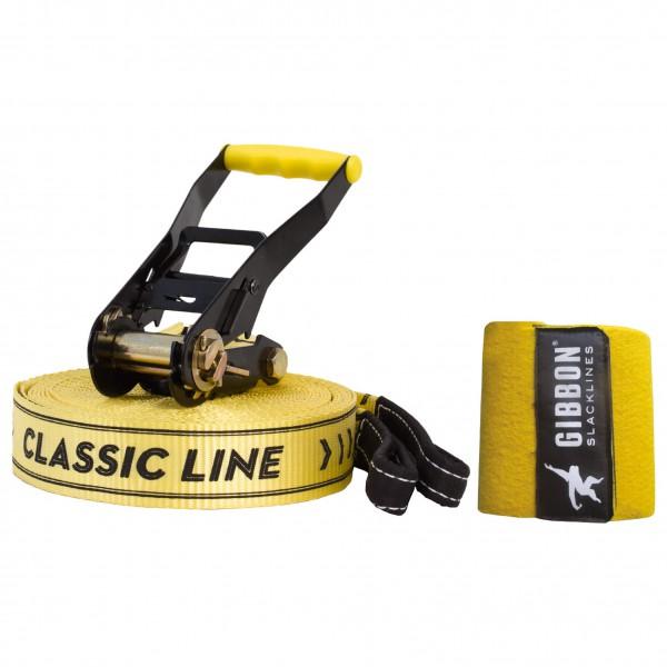 Gibbon Slacklines - Classic Line X13 Tree Pro Set - Slackline