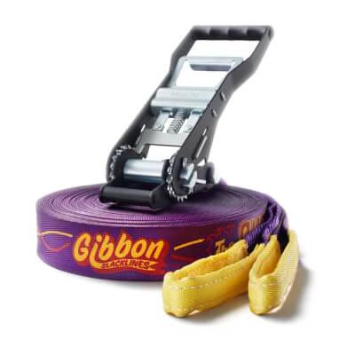 Gibbon Slacklines - Surfer Line X13 - Slacklining