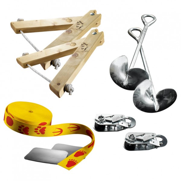 Slackline-Tools - Kid's Frameline Set - Slackline