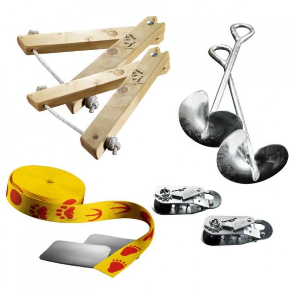 Slackline-Tools - Kid's Frameline Set - Slacklines
