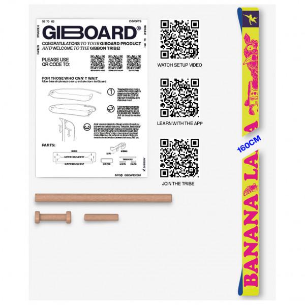 Giboard Line - Slacklining