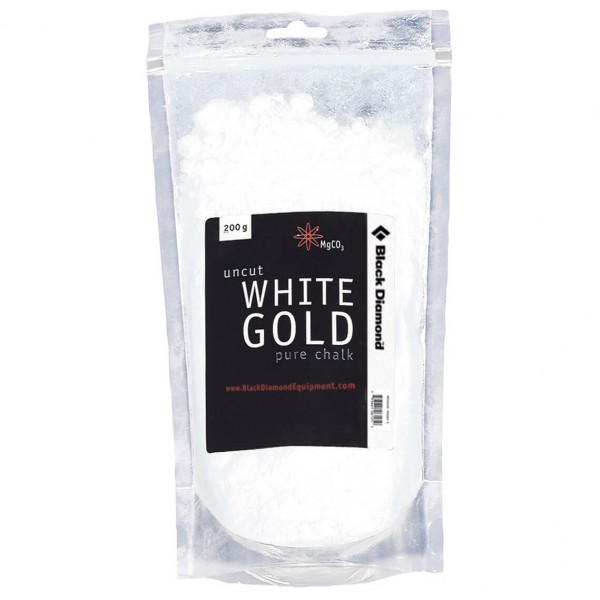 Black Diamond - Loose White Gold - Magnesium