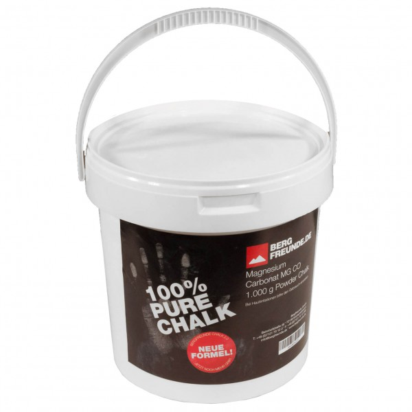 Bergfreunde.de - 100% Pure Chalk - 1000 g Packung