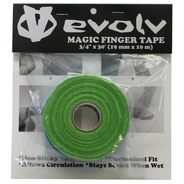 Evolv - Magic Finger Tape - Strap de protection