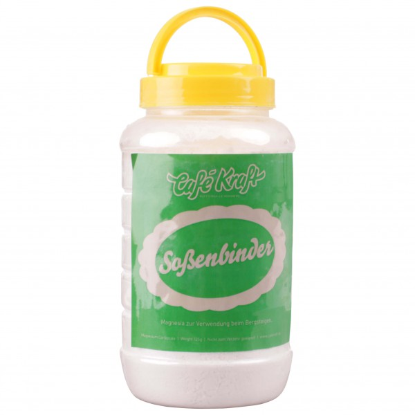 Café Kraft - Soßenbinder Dose Chalk Hausmarke - Magnesium