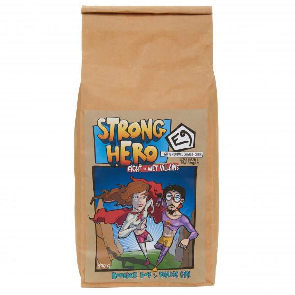 E9 - Strong Hero 400 - Chalk