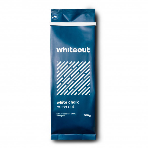 whiteout-climbing - White Chalk Crushed - Magnesio