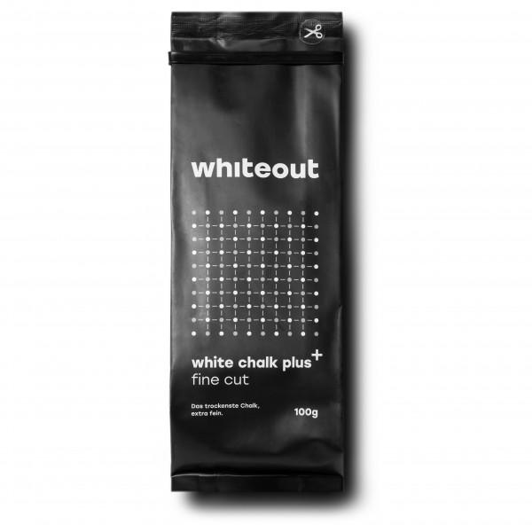 whiteout-climbing - White Chalk Plus Fine - Chalk