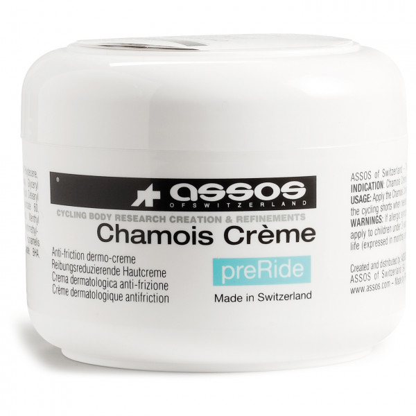 ASSOS - Chamois Creme - Hudpleje