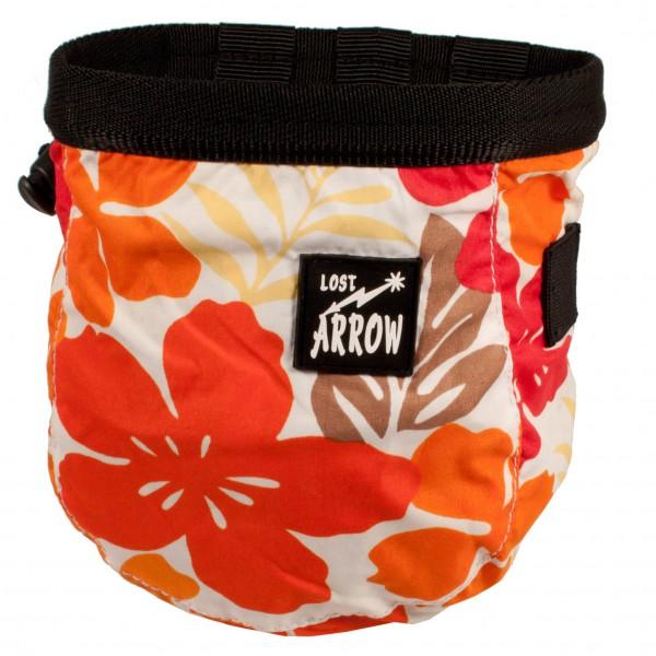 Lost Arrow - Chalk Bag Flower