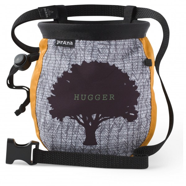 Prana - Graphic Chalk Bag with Belt - Chalkbag