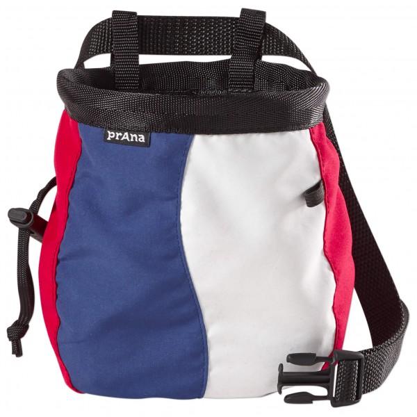 Prana - Geo Chalk Bag with Belt - Magnesiumpussi