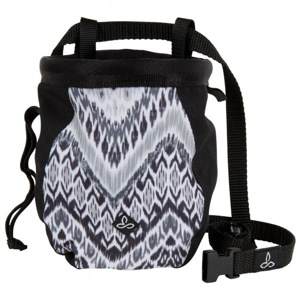 Prana - Women's Large Chalk Bag With Belt - Magnesiumpussi
