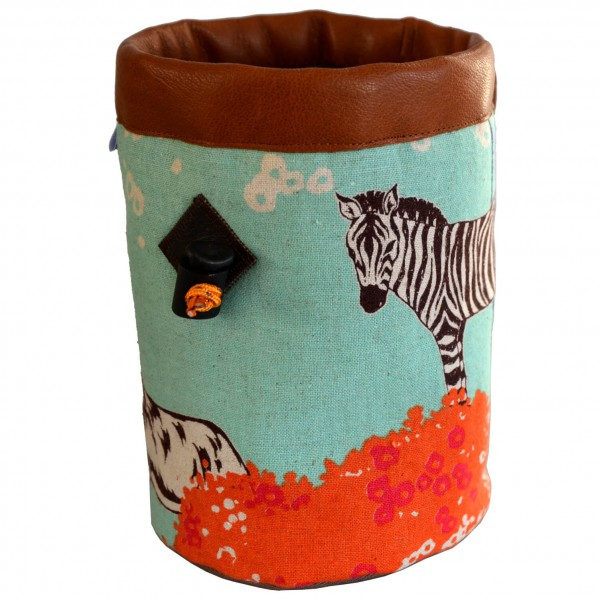 Wildwexel - Chalkbag Zebra