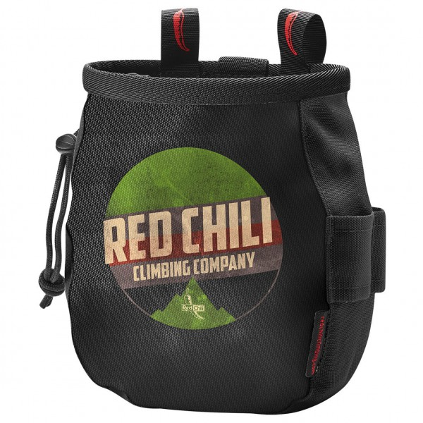 Red Chili - Chalk-Bag Giant - Magnesiumpussi
