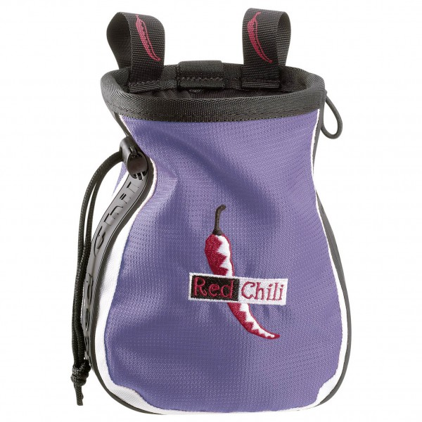 Red Chili - Chalkbag Logo - Magnesiumpussi