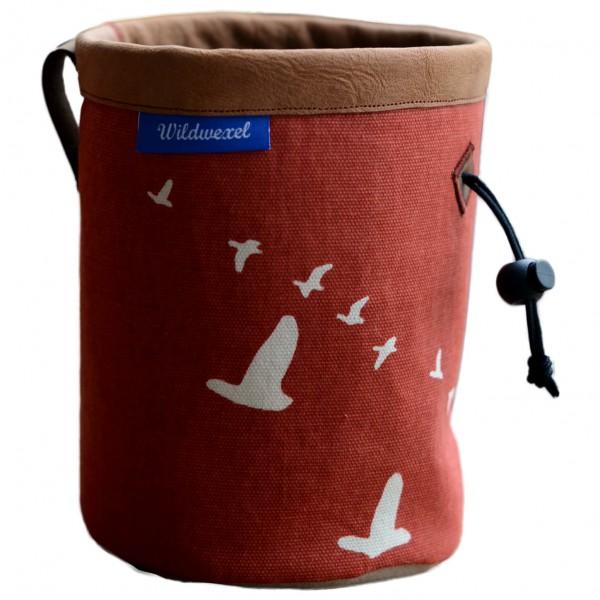 Wildwexel - Chalkbag Vielflieger - Kalkpose