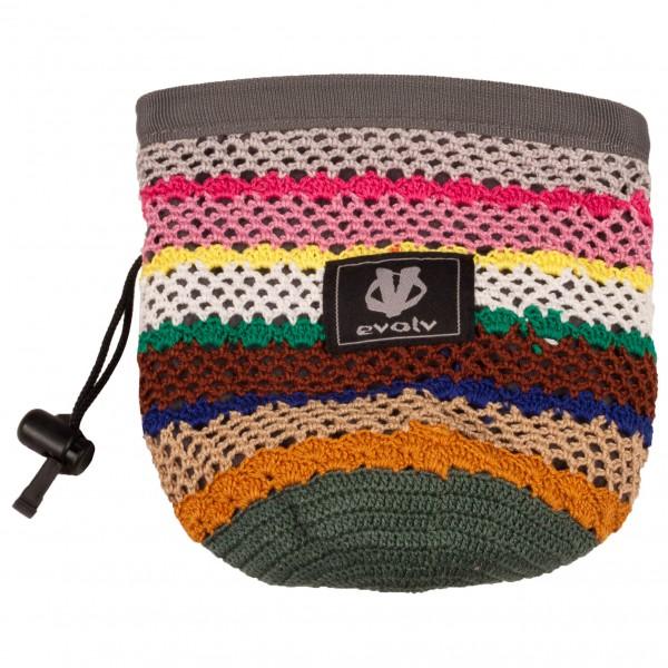 Evolv - Knit Chalk Bag Dhama - Chalkbag