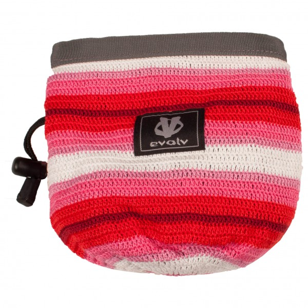 Evolv - Knit Chalk Bag Cupid - Pofzakje
