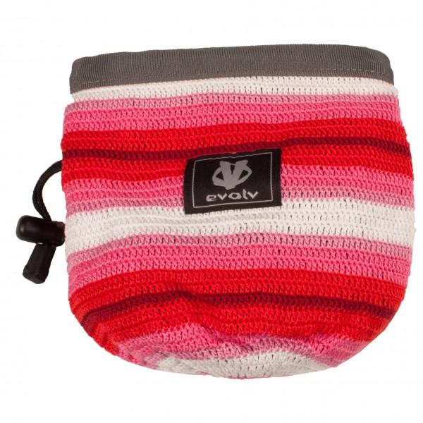 Evolv - Knit Chalk Bag Cupid - Sac à magnésie
