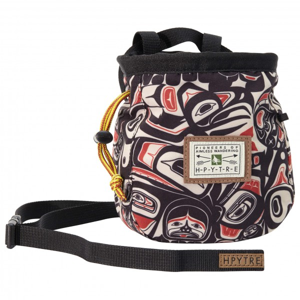 Hippy Tree - Raven Chalkbag - Chalkbag