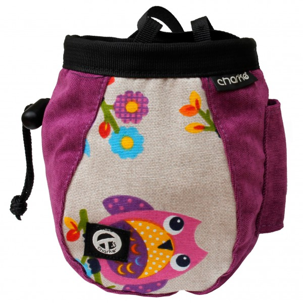Charko - Kid's Owl Bag - Chalk bag