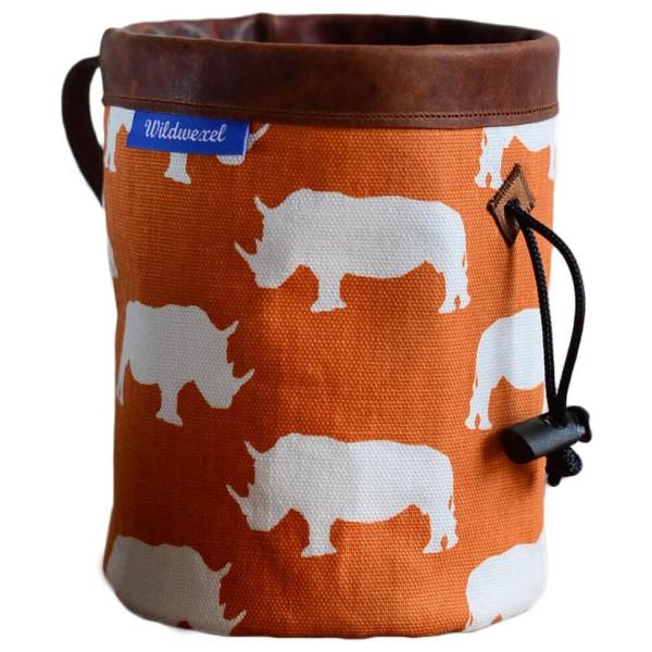 Wildwexel - Nashorn - Chalk bag