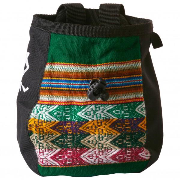 Evolv - Andes Chalk Bag Emerald - Kritpåse