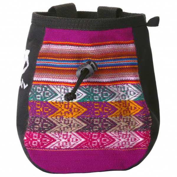 Evolv - Andes Chalk Bag Fuchsia