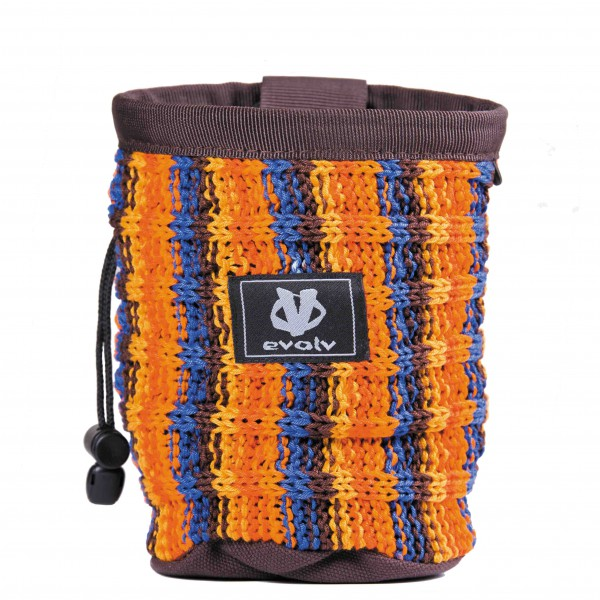 Evolv - Knit Chalk Bag Harvest - Chalkbag