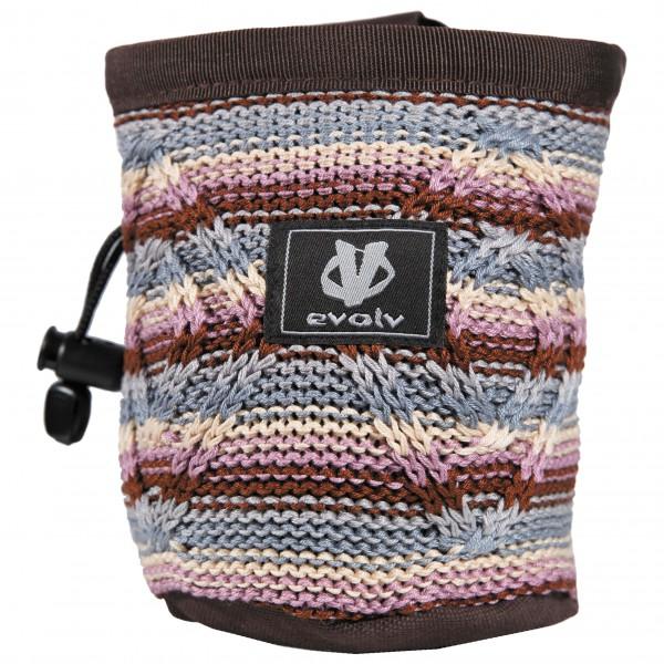 Evolv - Knit Chalk Bag Mona - Chalk bag