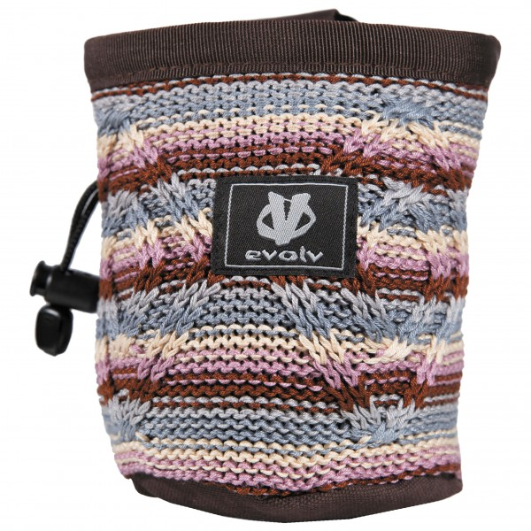 Evolv - Knit Chalk Bag Mona - Chalkbag