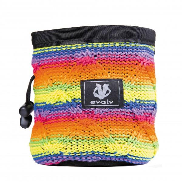 Evolv - Knit Chalk Bag Pride - Chalkbag