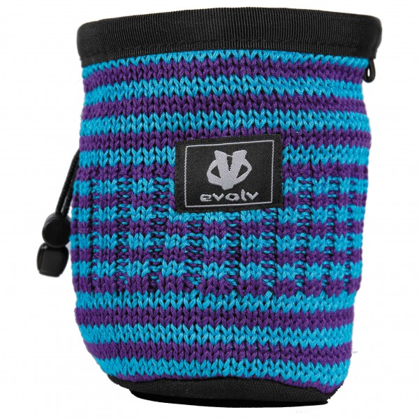 Evolv - Knit Chalk Bag Zazzle - Kritpåse