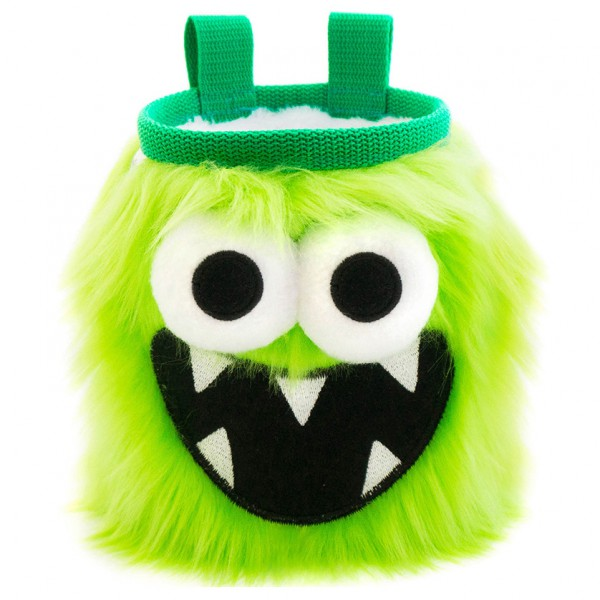 Crafty Climbing - Five Toothed Monster Chalk Bag - Magnesiumpussi