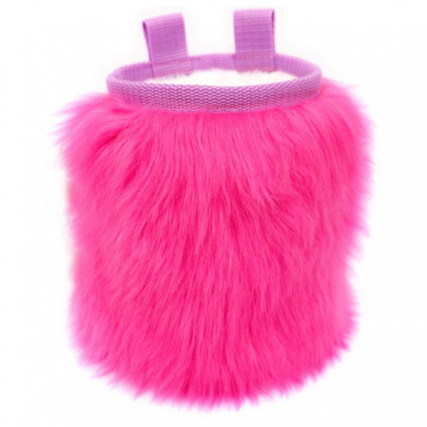 Crafty Climbing - Furry Chalk Bag - Chalkbag