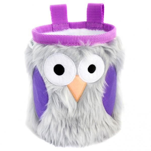 Crafty Climbing - Owl Chalk Bag