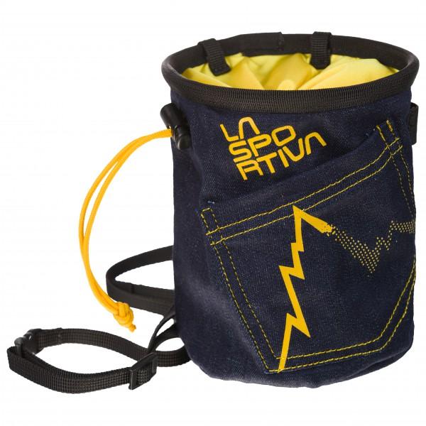 La Sportiva - Jeans Chalk Bag - Magnesiumpussi