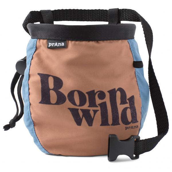 Prana - Graphic Chalk Bag With Belt - Kritpåse