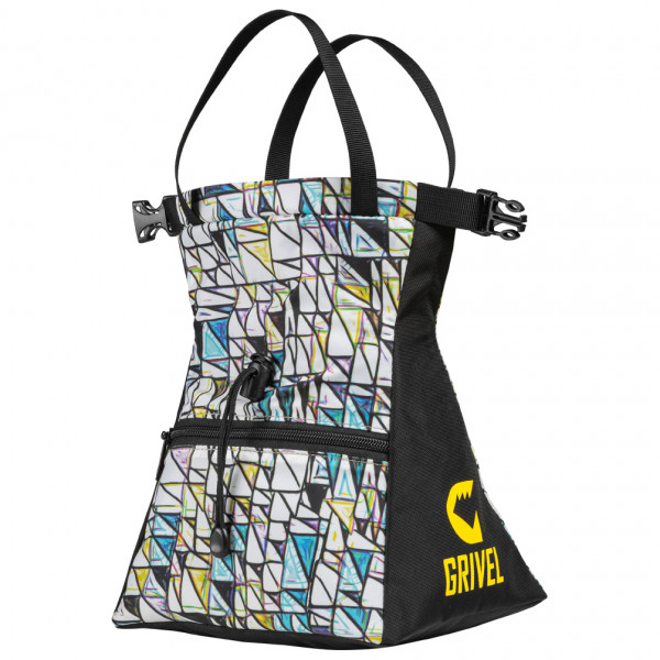 Grivel -  Chalk Bag Trend Boulder - Bolsa de magnesio
